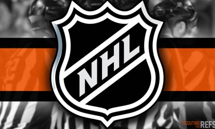 Tonight's NHL Referees and Linesmen – 11/26/18