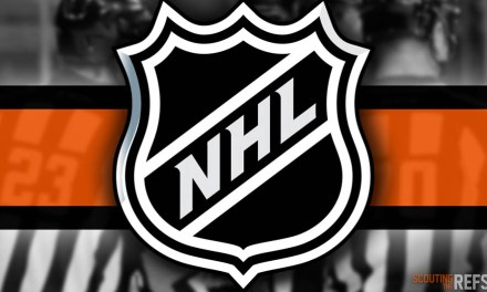 Tonight's NHL Referees and Linesmen – 1/23/19