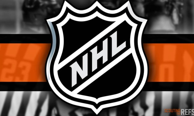 Tonight's NHL Referees and Linesmen – 11/27/2019