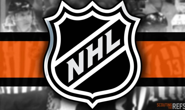Tonight's NHL Referees and Linesmen – 2/2/19