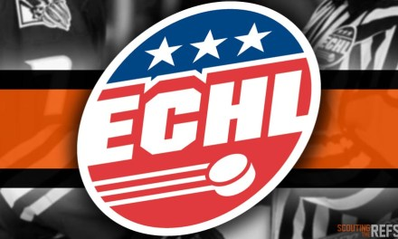 Tonight's ECHL Referees and Linesmen – 10/21/18