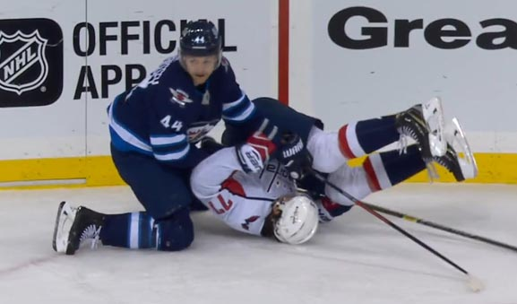 Jets' Morrissey Fined for Unsportsmanlike Conduct; No Discipline for Tanev