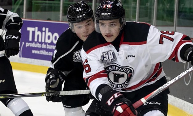 Power Outage Cuts Short QMJHL Game