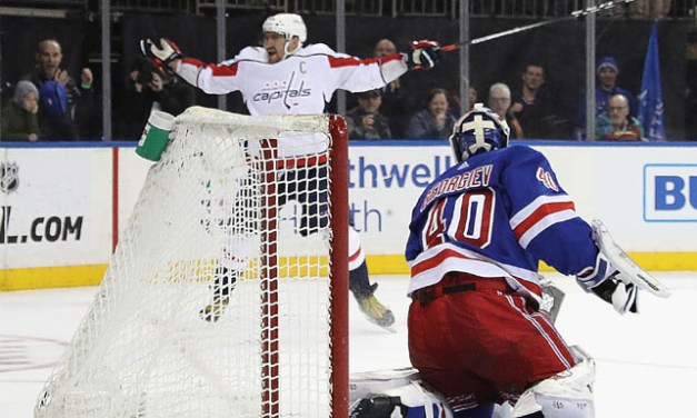 Caps Win Shootout On Awarded Goal After Review of Thrown Stick