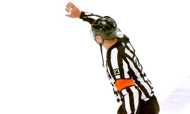 Referee Brad Watson Wraps Up 22-Year NHL Career