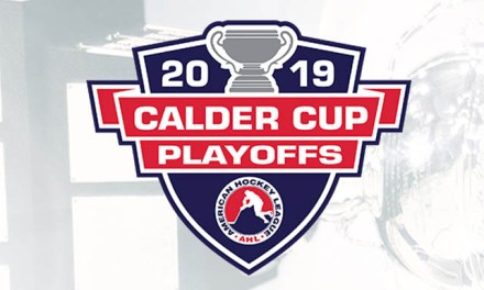 Tonight's AHL Calder Cup Playoff Referees and Linesmen – 5/10/19