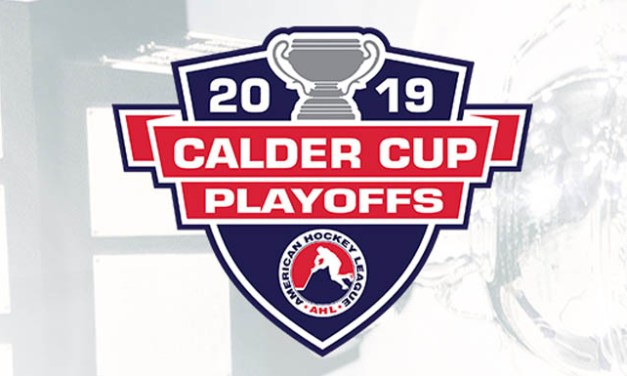 Tonight's AHL Calder Cup Playoff Referees and Linesmen – 4/25/19