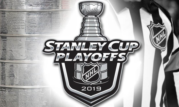 NHL Names Referees and Linesmen for 2019 Stanley Cup Playoffs