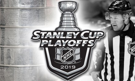 Tonight's NHL Stanley Cup Playoff Referees and Linesmen – 5/12/19