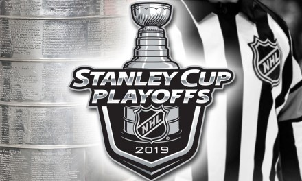 Tonight's NHL Stanley Cup Playoff Referees and Linesmen – 4/23/19