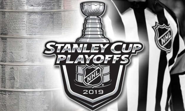 Tonight's NHL Stanley Cup Playoff Referees and Linesmen – 4/30/19