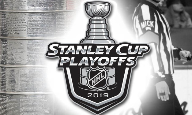Tonight's NHL Stanley Cup Playoff Referees and Linesmen – 4/14/19