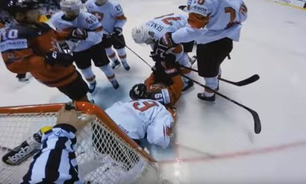 Ref Cam Highlights from 2019 IIHF World Championship