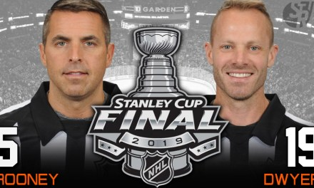Refs Rooney, Dwyer Returning for Game 7 of Stanley Cup Final