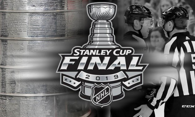 Tonight's NHL Stanley Cup Final Referees and Linesmen: Game 7 – 6/12/19