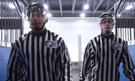NHL Officials Assist Hockey Quebec With 2019-20 Recruitment