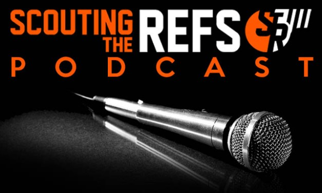Scouting the Refs Podcast: Ep.6 – Challenge Stats, Faceoff Tosses, and Scoreboard Shots