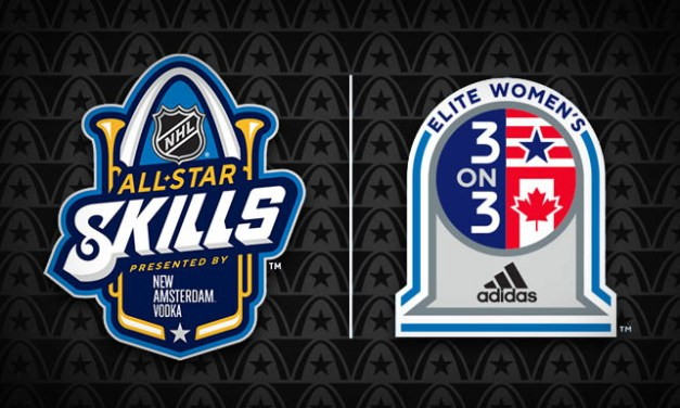 Top Women's Officials to Take Part in NHL All-Star Weekend
