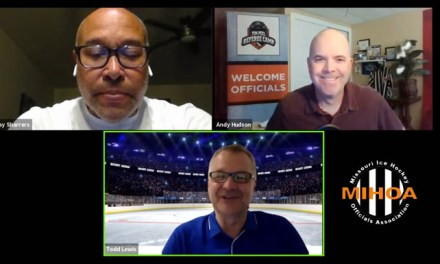 Retired NHL Linesman Jay Sharrers Talks Officiating on MIHOA Live