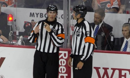 NHL Officials Test Negative for Coronavirus