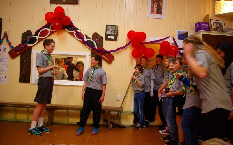 cub scout skits funny for lion and wolf
