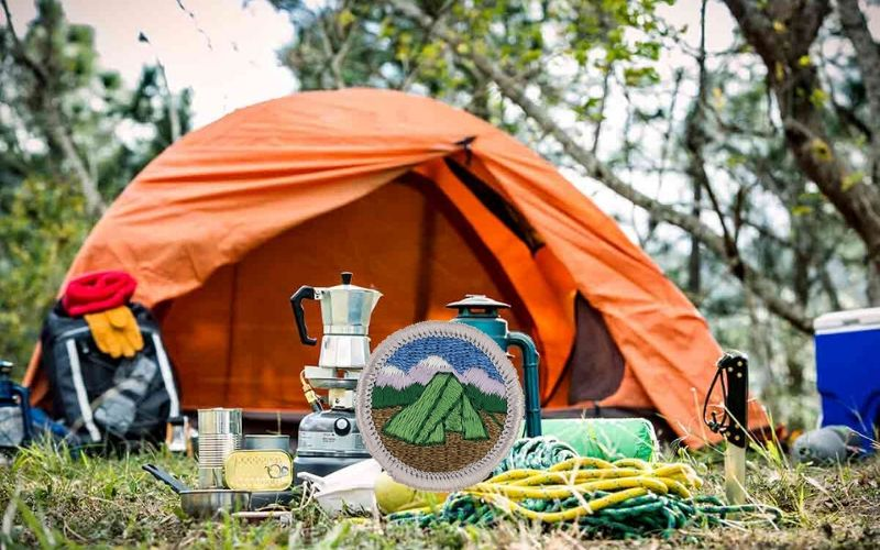 camping merit merit badge guide