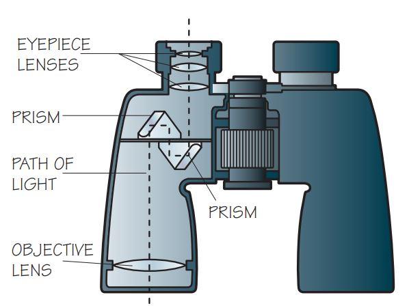 standard of binocular