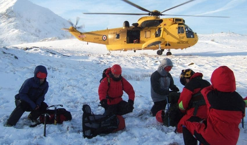 What is Search and Rescue?