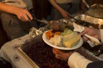 Troop 1015's Turkey Feed