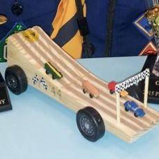 Pinewood Derby Pinewood Derby car