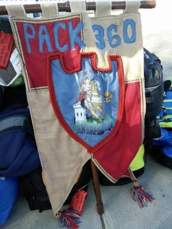 Knight Patrol, Pack 360