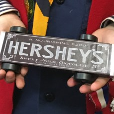 Old School Hershey Bar