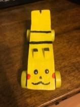 Pikachu Use Quick Attack!