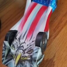 American Screaming Eagle