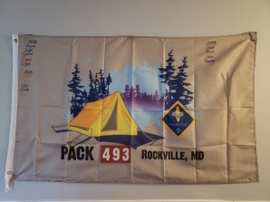 Pack 493 Webelos Den