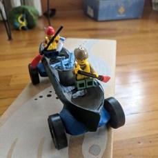 Boys Paddle