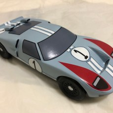 FORD GT (1966)