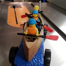 Canoe Car