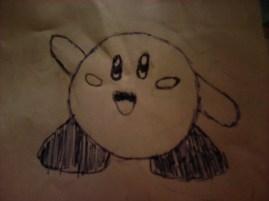 Kirby say's Hi