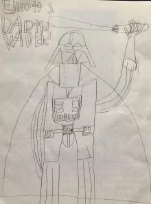 Death Vader Returns