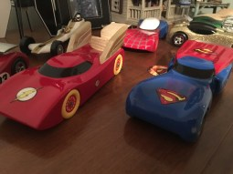 Superhero Cars