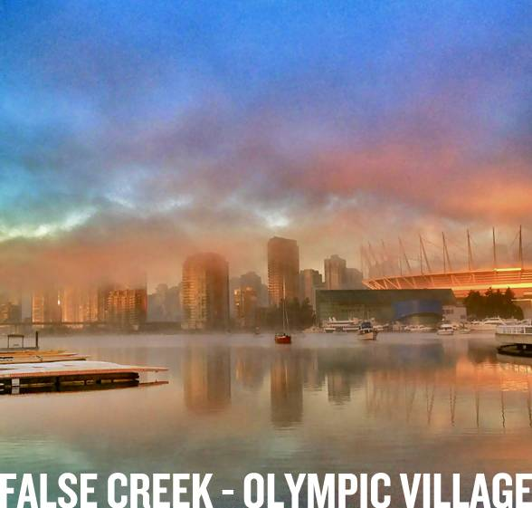 False Creek - Olympic Village