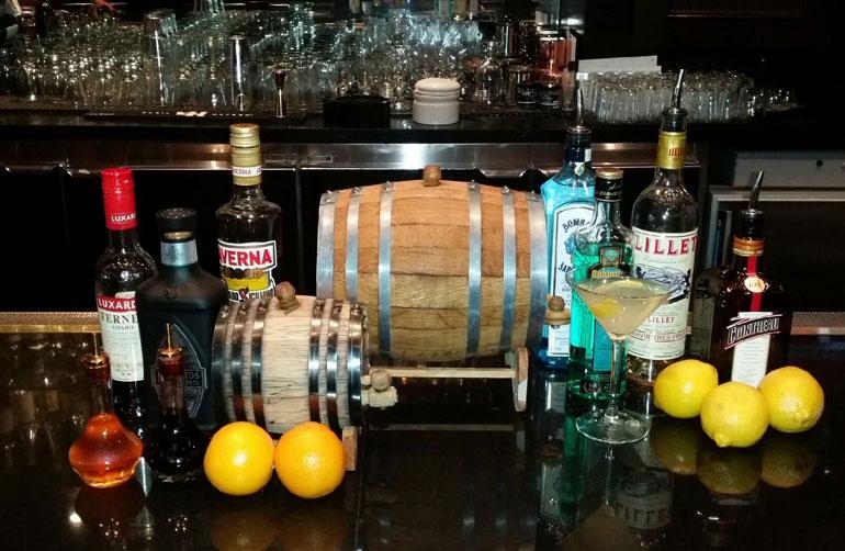 Cask-Cocktails