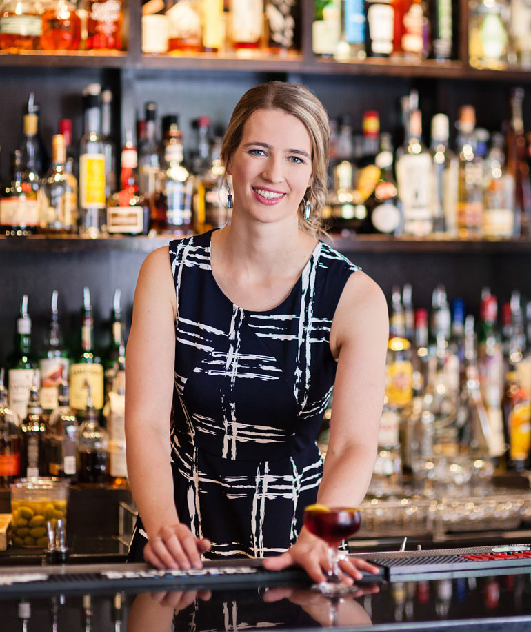 Sabrine Dhaliwal Came To Vancouver From Her Native Netherlands Via Ontario,  Working Her Way Up Through Various Bar Programs (among Them South  Granvilleu0027s ...  Bar Manager