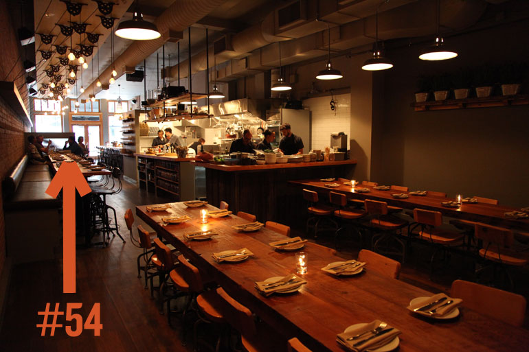 Superb Sightlines From Table At West Hastings Wildebeest - Table 41 restaurant