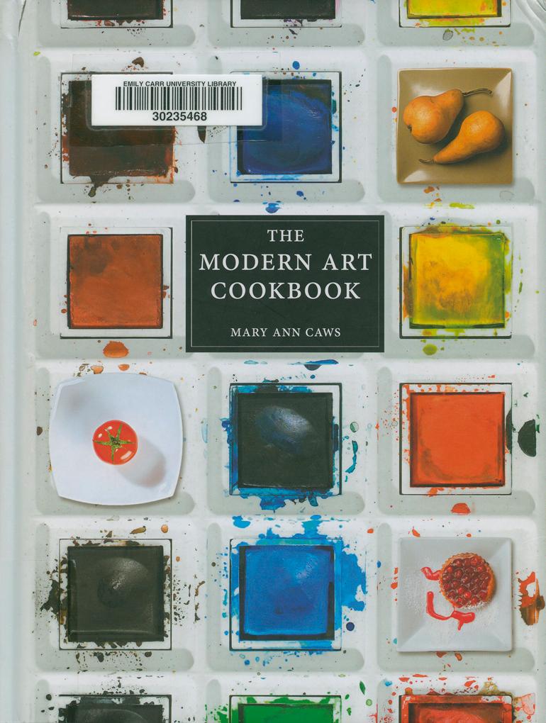 ModernArtCookbookCover