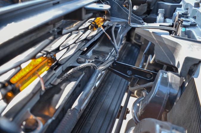 4runner amber led wiring harness installation