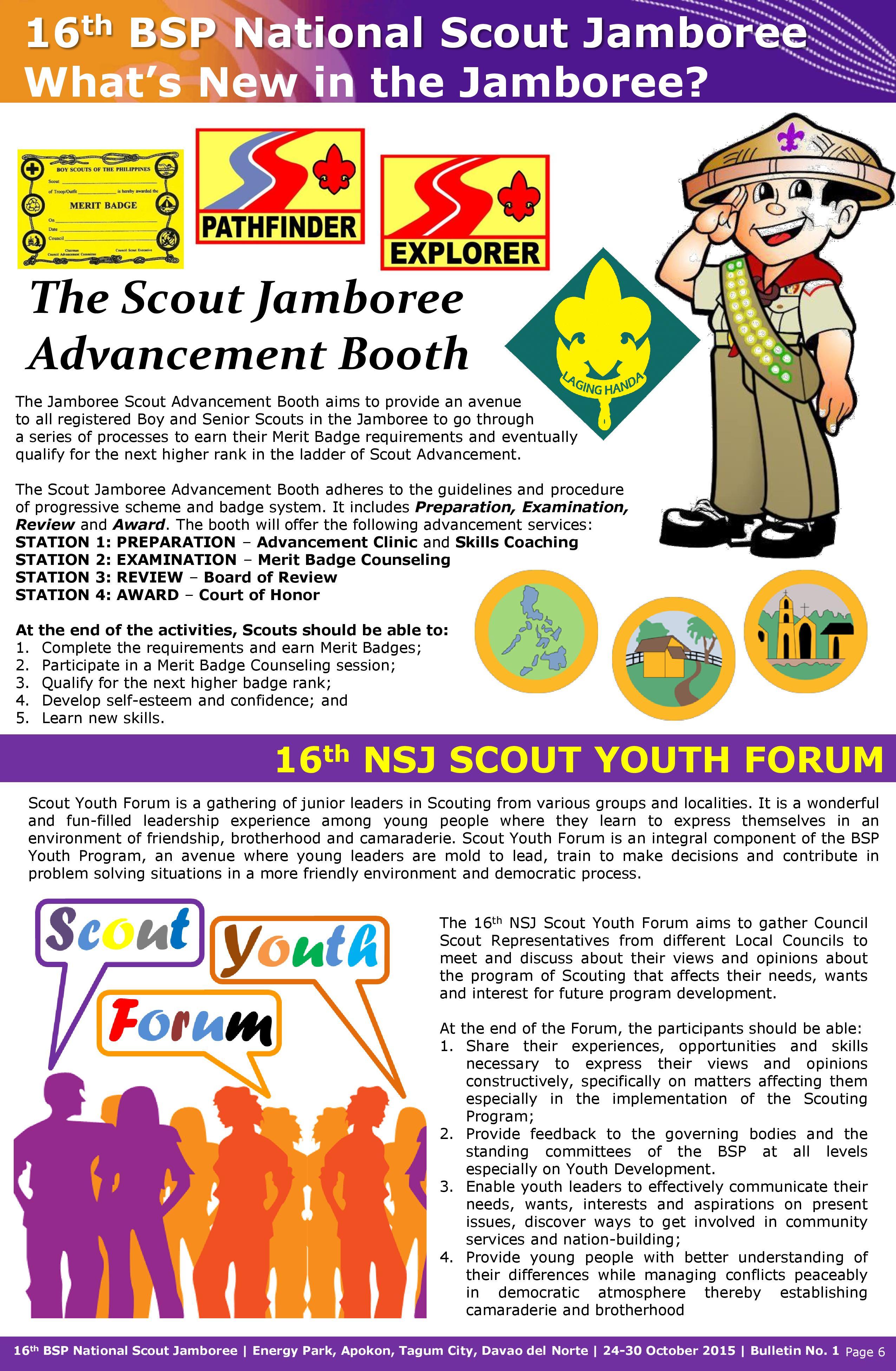 16th National Scout Jamboree