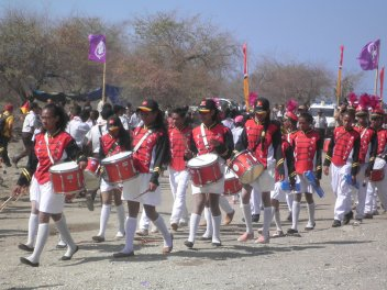 Opening Ceremony: Scout Marching Band