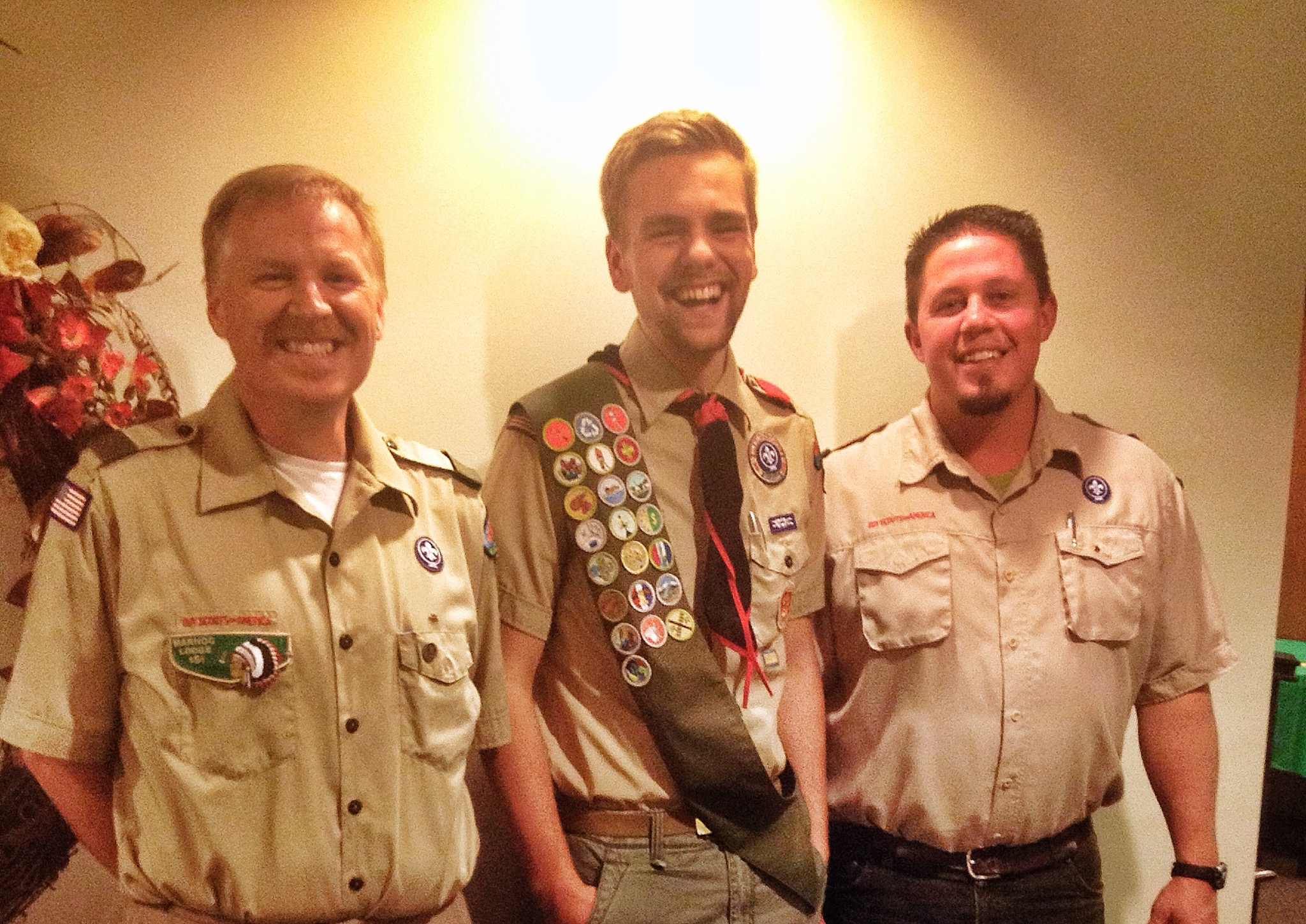 Jacob S Eagle Board Of Review Troop 155 Fighting Hunger